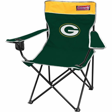 Green Bay Packers Broadband Quad Tailgate Chair
