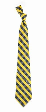 Green Bay Packers Check Poly Necktie