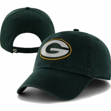 Green Bay Packers Cleanup Adjustable Hat