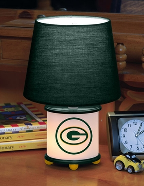 Green Bay Packers Dual Lit Accent Lamp