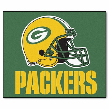 Green Bay Packers Economy 5 Foot x 6 Foot Mat