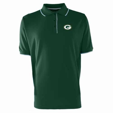 Green Bay Packers Mens Elite Polo Shirt (Team Color: Green)