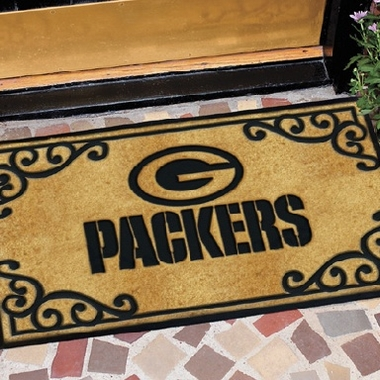 Green Bay Packers Exterior Door Mat
