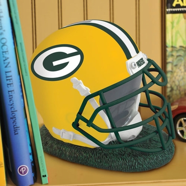 Green Bay Packers Helmet Shaped Bank