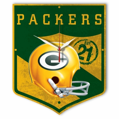Green Bay Packers High Definition Wall Clock