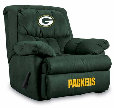 Green Bay Packers Home Team Recliner