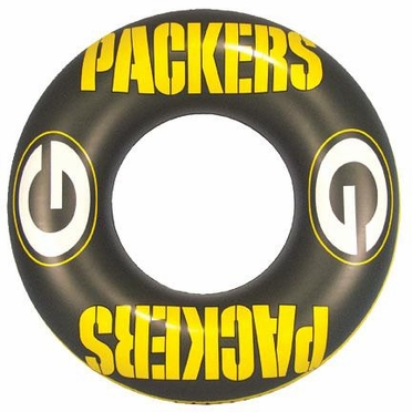 Green Bay Packers Inflatable Inner Tube