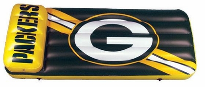 Green Bay Packers Inflatable Raft