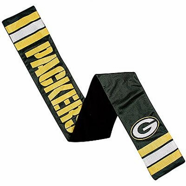 Green Bay Packers Jersey Fashion Scarf