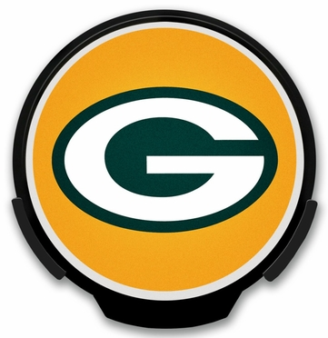 Green Bay Packers Light Up Power Decal
