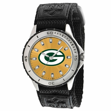 Green Bay Packers Mens Veteran Watch