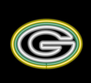 Green Bay Packers Neon Light