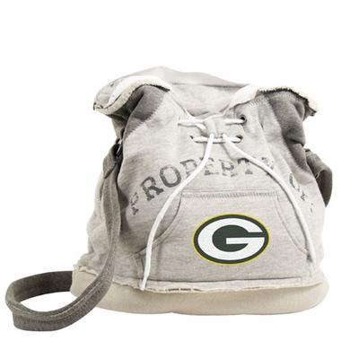 Green Bay Packers Property of Hoody Duffle