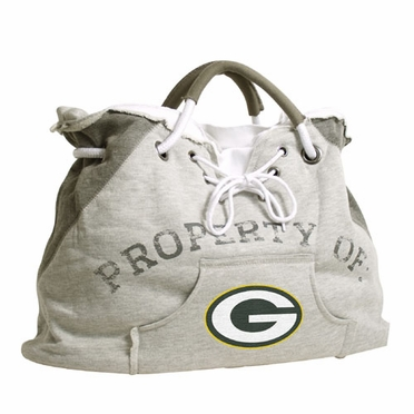 Green Bay Packers Property of Hoody Tote
