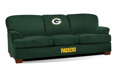Green Bay Packers First Team Sofa