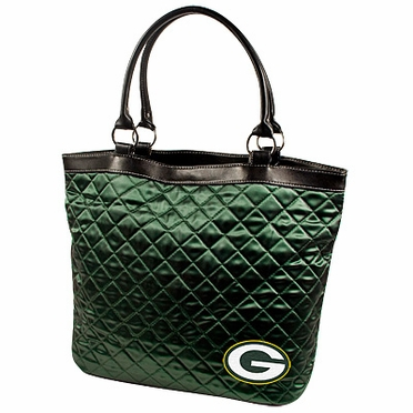 Green Bay Packers Quilted Tote