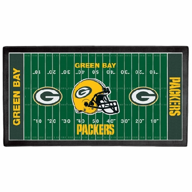Green Bay Packers Runner Mat