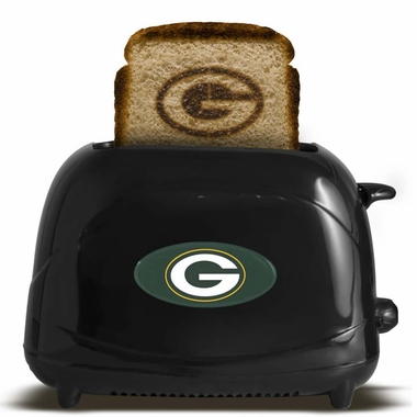 Green Bay Packers Toaster - Black