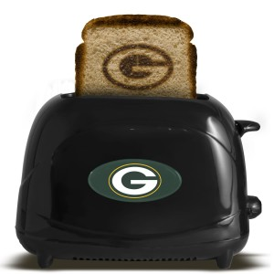 Green Bay Packers Toaster (Black)