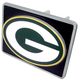 Green Bay Packers Trailer Hitch Cover