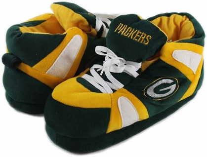 Green Bay Packers UNISEX High-Top Slippers