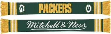 Green Bay Packers Vintage Team Premium Scarf