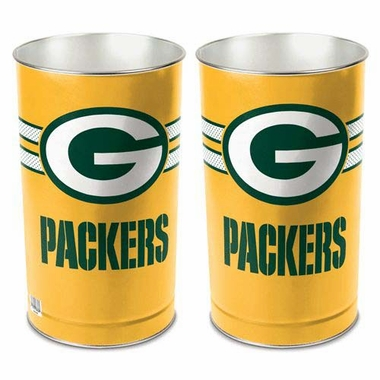 Green Bay Packers Waste Paper Basket