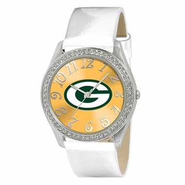 Green Bay Packers Women's Glitz Watch