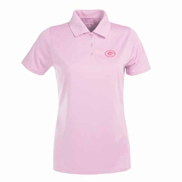 Green Bay Packers Womens Exceed Polo (Color: Pink)