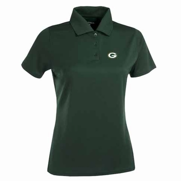Green Bay Packers Womens Exceed Polo (Team Color: Green)