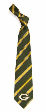 Green Bay Packers Woven Poly 1 Necktie