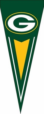 Green Bay Packers Yard Pennant