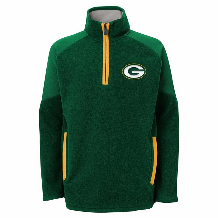 Packers zip up hoodie