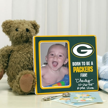 Green Bay Packers Youth Picture Frame
