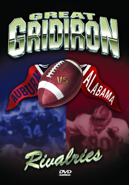 Gridiron Rivalries DVD - Alabama vs. Auburn