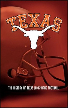 History of Texas Longhorns Football DVD