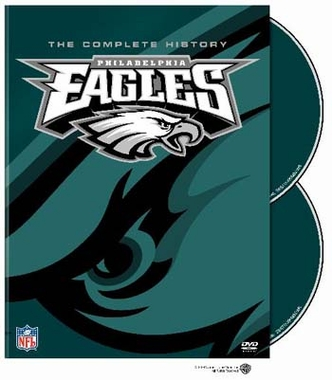 History of the Philadelphia Eagles DVD