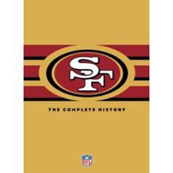 History of the San Francisco 49ers DVD