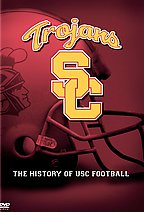 History of USC Football DVD