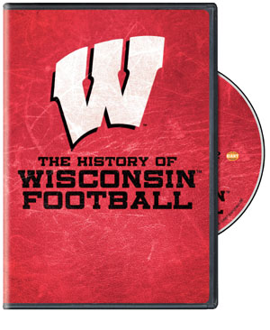 History of Wisconsin Football DVD