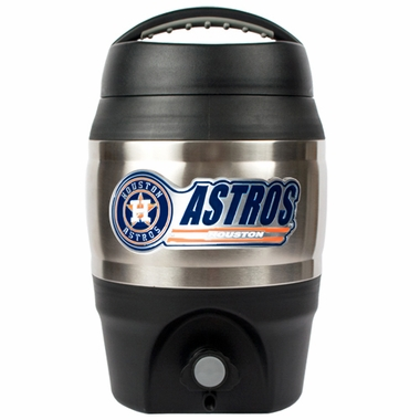 Houston Astros 1 Gallon Tailgate Jug