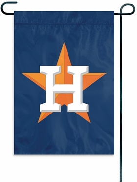 Houston Astros 11x15 Garden Flag