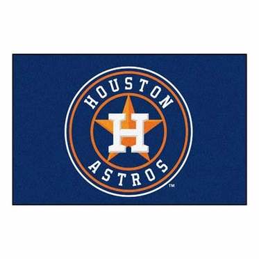 Houston Astros 20 x 30 Rug