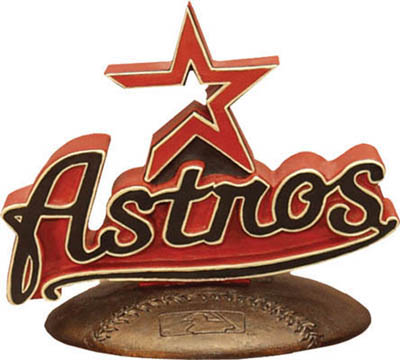Houston Astros 3D Logo