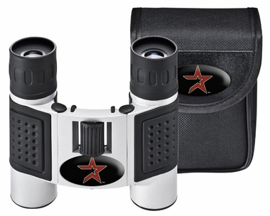 Houston Astros Binoculars and Case