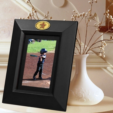 Houston Astros BLACK Portrait Picture Frame