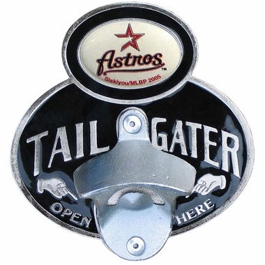 Houston Astros Tailgater Hitch Cover Class III