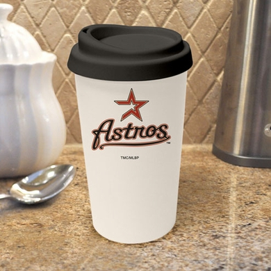 Houston Astros Ceramic Travel Cup
