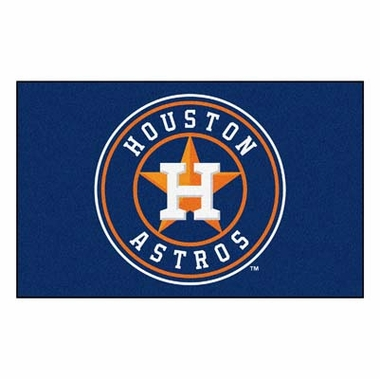 Houston Astros Economy 5 Foot x 8 Foot Mat