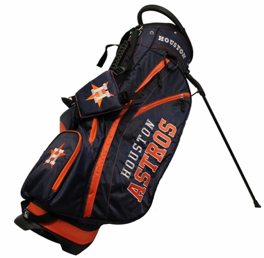 Houston Astros Fairway Stand Bag